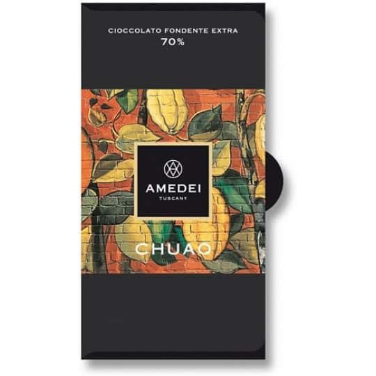Amedei Chuao 70% Cocoa Dark Chocolate Bar