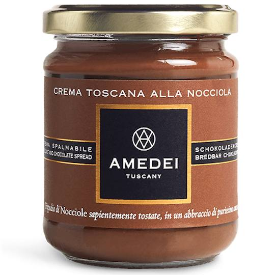 Amedei for you Crema Toscana Chocolate Spread