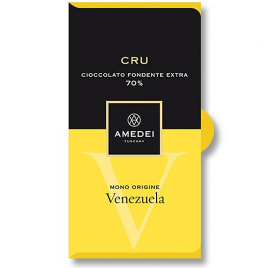 Amedei Venezuela Cru 70% Dark Chocolate Bar
