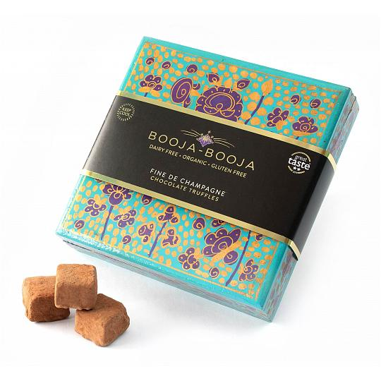 Booja-Booja Champagne Chocolate Truffles The Artist's Collection