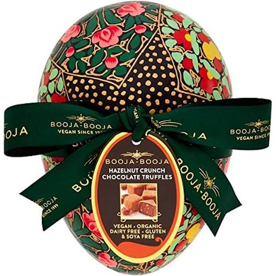 Booja Booja Truffles Large Hazelnut Crunch Chocolate Truffle Easter Egg