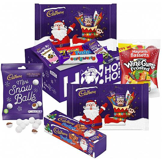 Cadbury Christmas Chocolate Party Pack