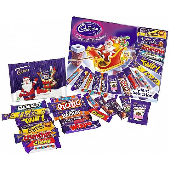 Cadbury Giant Chocolate Selection Box
