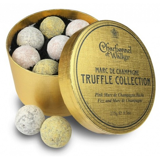 Charbonnel et Walker Champagne Truffles Collection