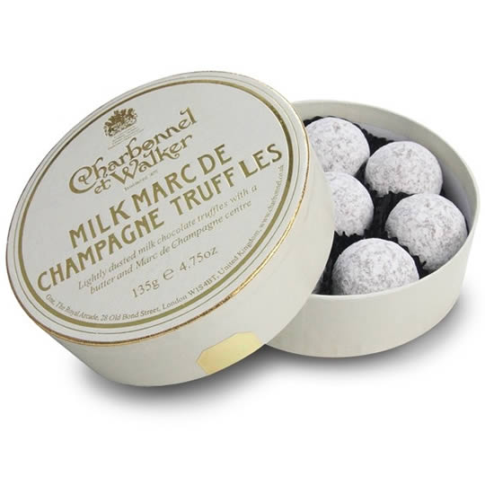Charbonnel et Walker Champagne Chocolate Truffles