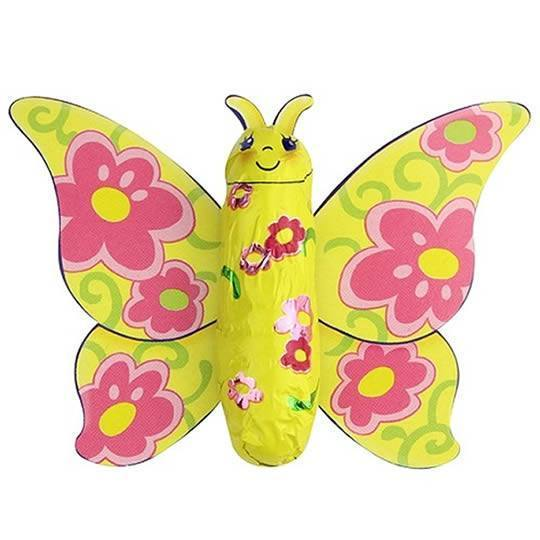 Chocolate Trading Co. Bag of 10 Milk Chocolate Butterflies