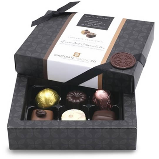 Chocolate Trading Co. Superior Selection Mini Chocolate Box 64g