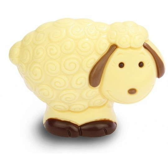 Chocolate Trading Co. White Chocolate Easter Lamb