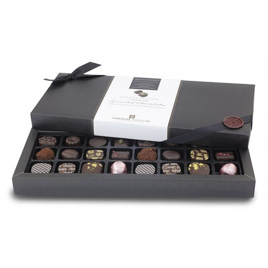 Chocolate Trading Co. Superior Selection 24 Mostly Dark Assorted Chocolates 276g
