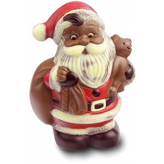 Chocolate Trading Co. Chocolate Traditional Chocolate Santa