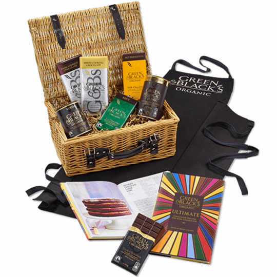 Green & Blacks Cooks Chocolate Hamper