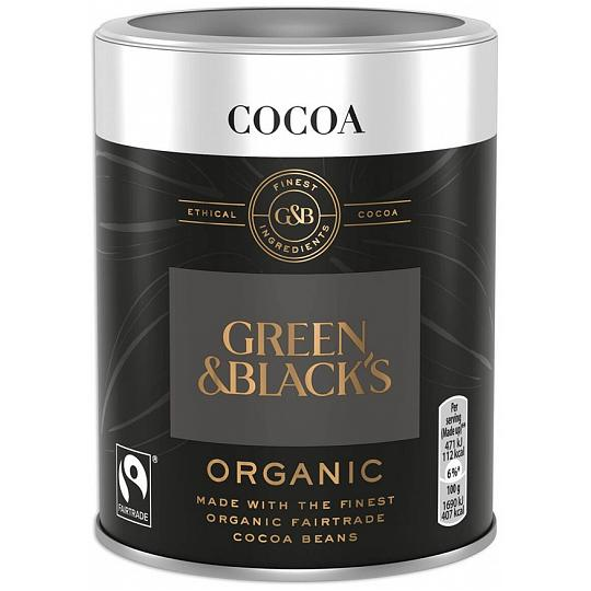 Green & Blacks Fairtrade Organic Cocoa Powder
