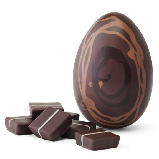 Hotel Chocolat Brownie Hard-Boiled Easter Egg