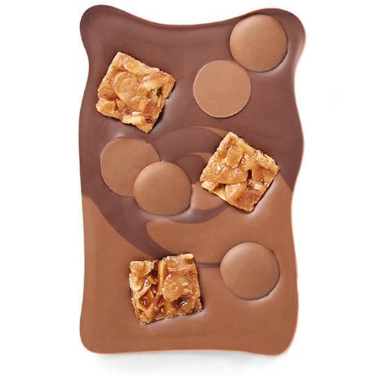 Hotel Chocolat Caramel & Co. Chocolate Slab Selector