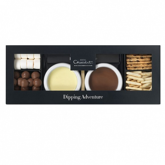 Hotel Chocolat Chocolate Dipping Adventure
