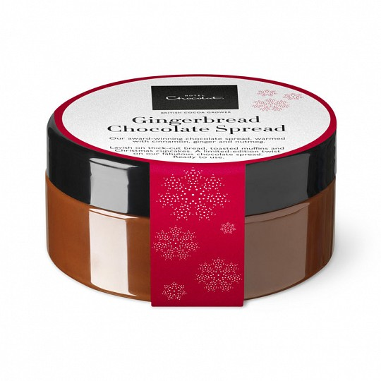 Hotel Chocolat Christmas Chocolate Spread