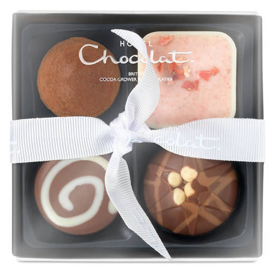 Hotel Chocolat Everything Selection Mini Chocolate Box