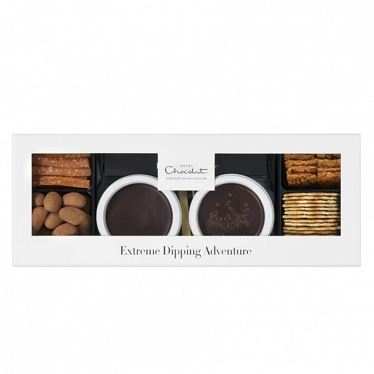 Hotel Chocolat Mini Dark Chocolate Dipping Adventure