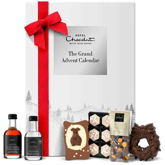Hotel Chocolat The Grand Advent Calendar
