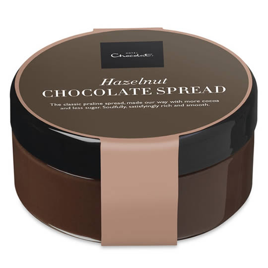 Hotel Chocolat Chocolate Hazelnut Spread
