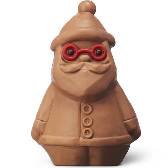 Hotel Chocolat Jolly Milk Chocolate Santa