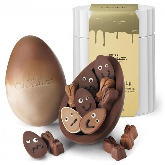 Hotel Chocolat Milk Chocolate Extra Thick Easter Egg