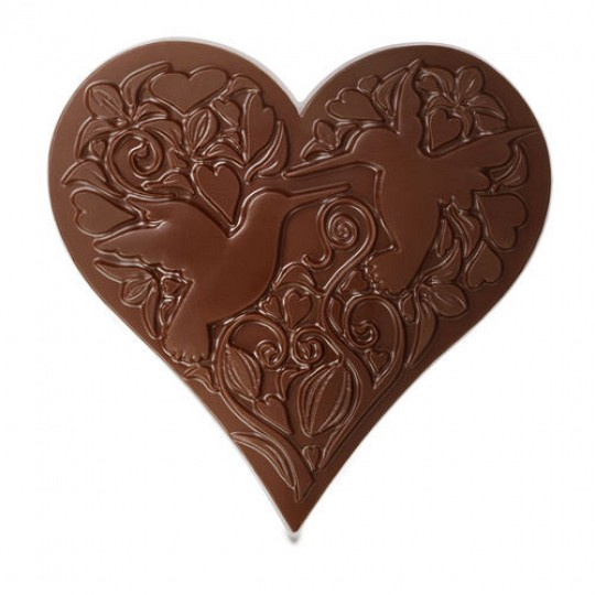 Hotel Chocolat Milk Chocolate Precious Heart