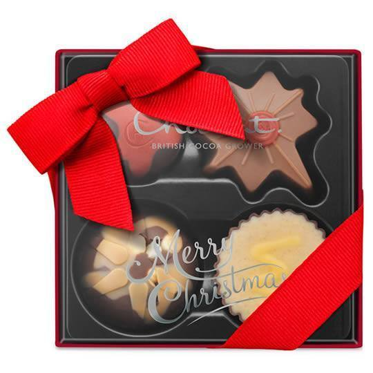 Hotel Chocolat Mini Christmas Chocolate Box
