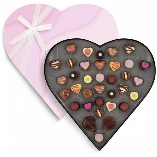 Hotel Chocolat Straight from the Heart Chocolate Box