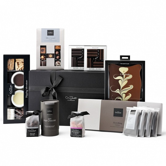 Hotel Chocolat The Adventures in Chocolate Hamper