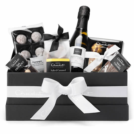 Hotel Chocolat The Chocolate & Fizz Gift Hamper