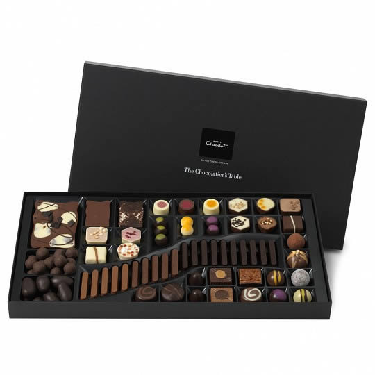 Hotel Chocolat The Chocolatier's Table - Small