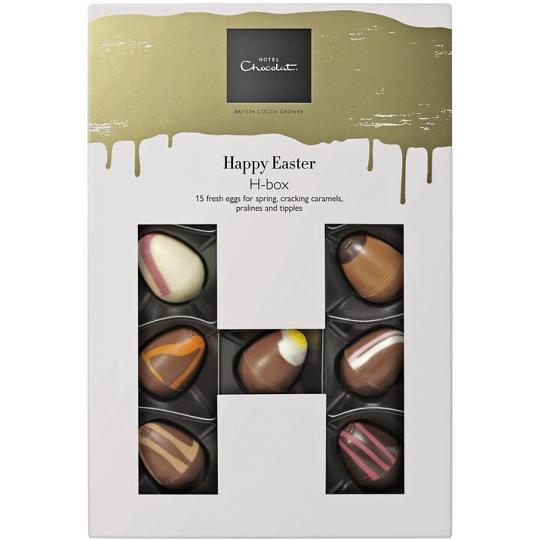 Hotel Chocolat The Egglet H-box Chocolate Box
