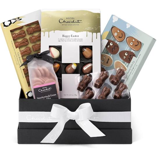 Hotel Chocolat The Happy Easter Chocolate Hamper