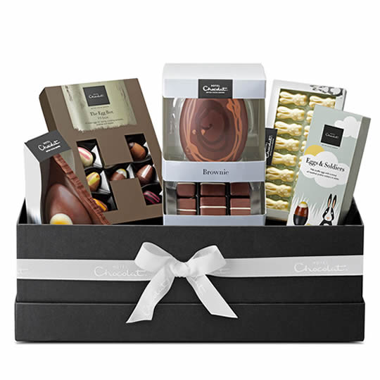 Hotel Chocolat The Utterly Cracking Easter Chocolate Hamper