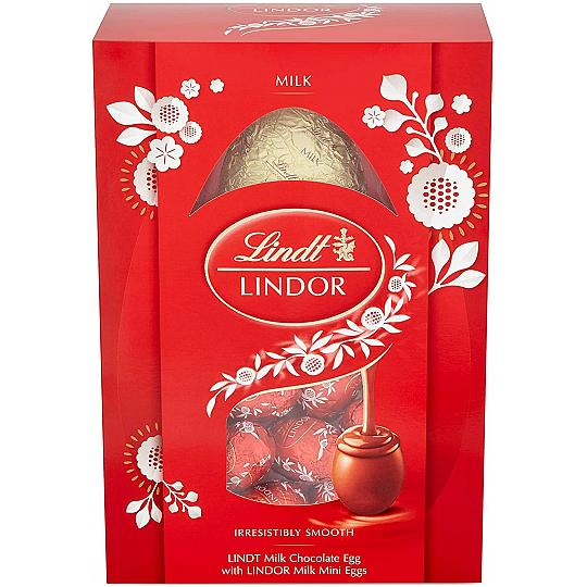 Lindt Lindor Mini Eggs Easter Egg