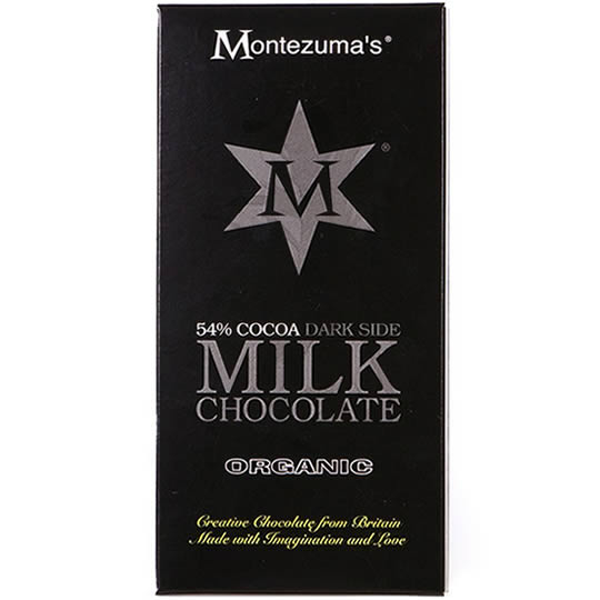 Montezuma's Dominican Republic 54% Cocoa Dark Chocolate Bar