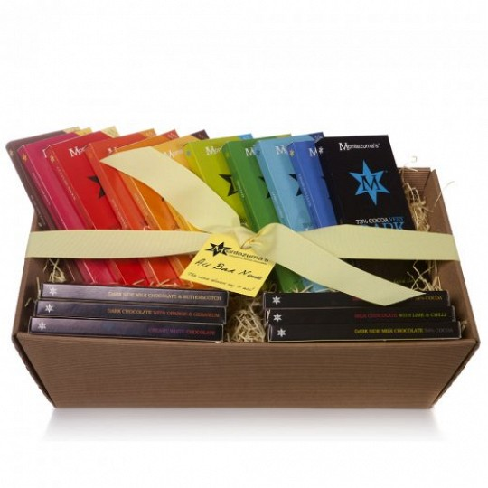Montezuma's All Bar None Chocolate Bar Gift Hamper