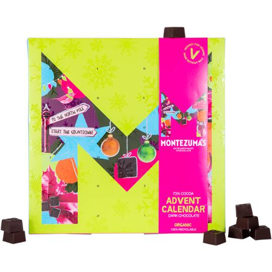 Montezuma's Dairy Free Chocolate Advent Calendar