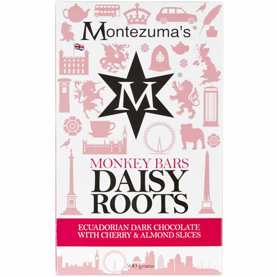 Montezuma's Daisy Roots 500g Chocolate Bar