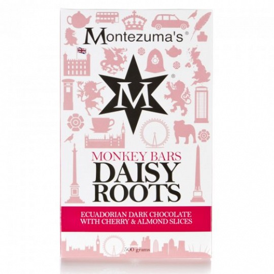 Montezuma's Daisy Roots Monkey Chocolate Bar 500g