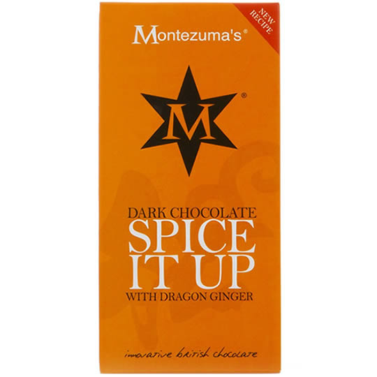 Montezuma's Spice it Up Chocolate Bar