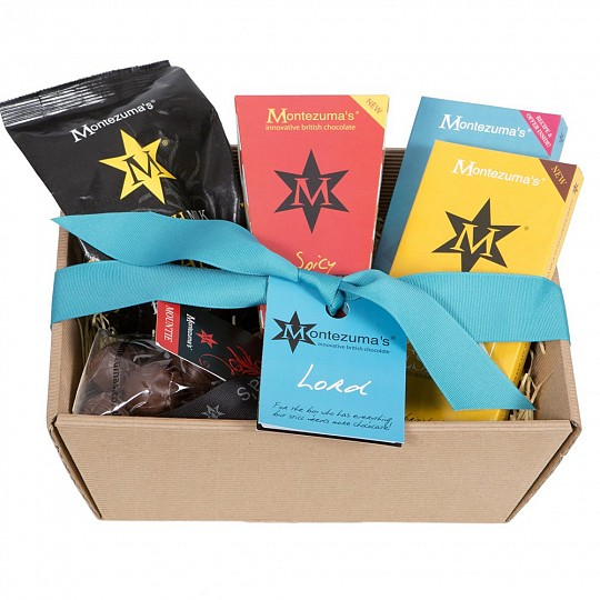 Montezuma's Lord Chocolate Hamper