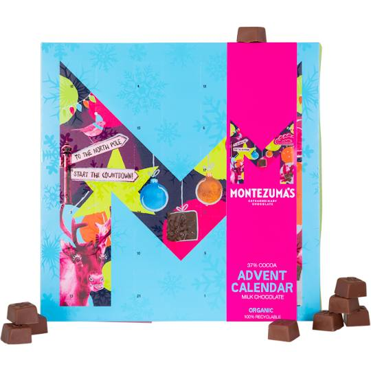 Montezuma's Milk Chocolate Advent Calendar