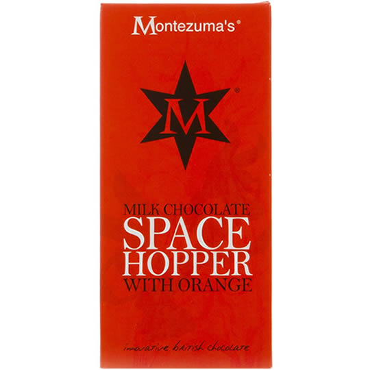 Montezuma's Space Hopper Chocolate Bar