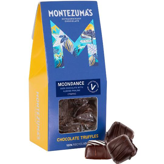 Montezuma's Moondance Dark Chocolate Truffles