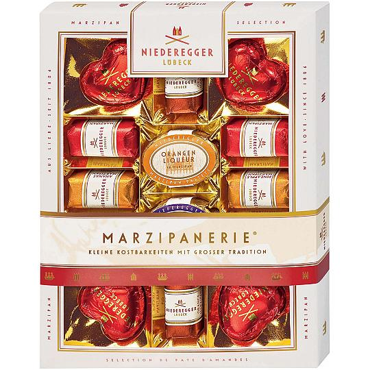 Niederegger Marzipanerie Marzipan Selection Box