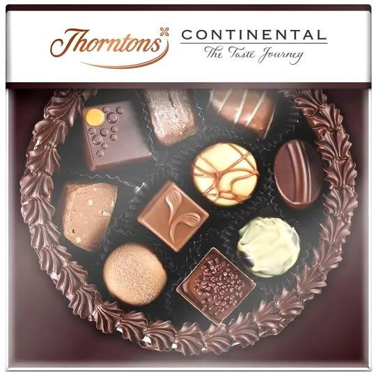 Thorntons Continental Nougat Ring