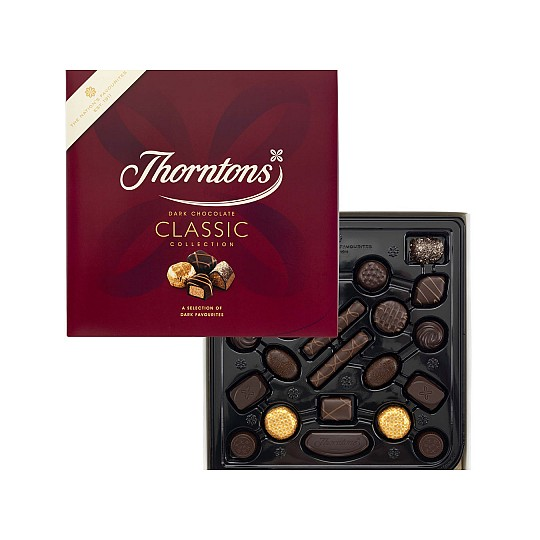 Thorntons Classics Chocolate Box