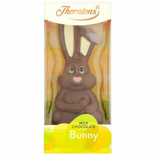 Thorntons Harry Hopalot Milk Chocolate Bunny
